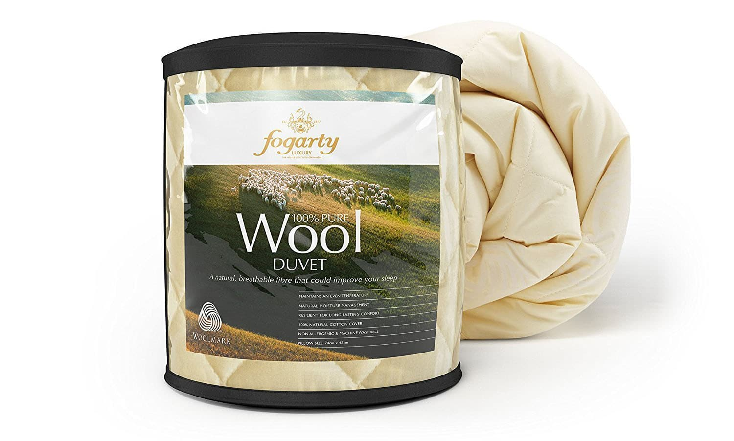 Fogarty Pure Wool
