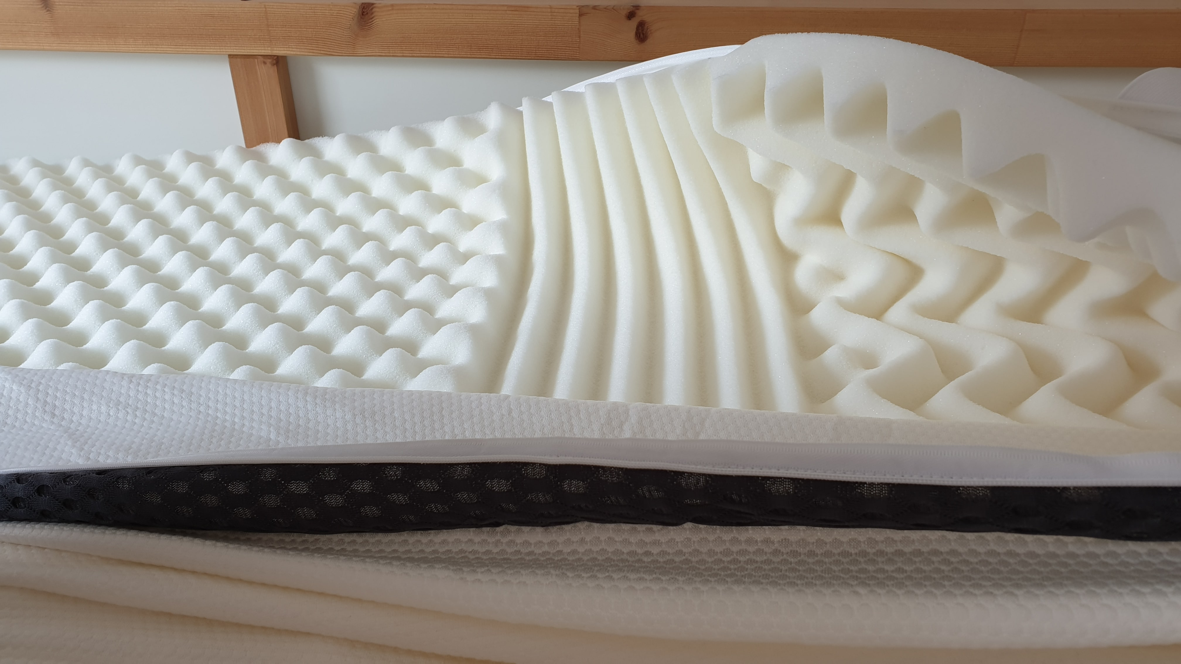 7 zone Amazon mattress topper